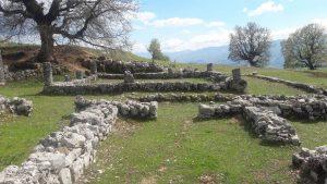 The Ancient Site of Antigonea