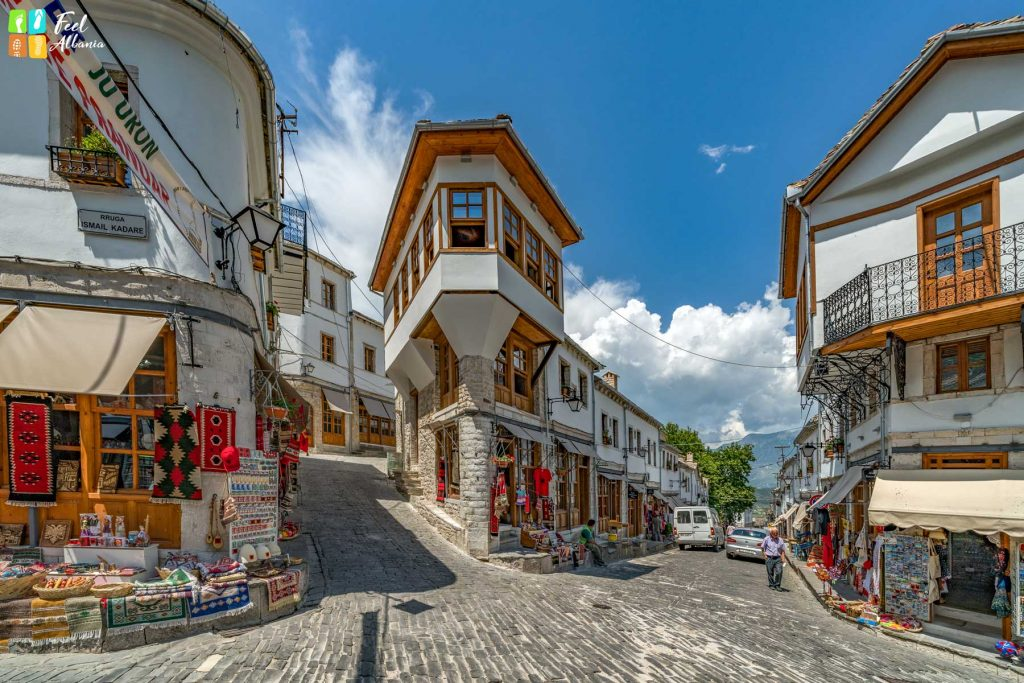 Gjirokastra's Bazaar