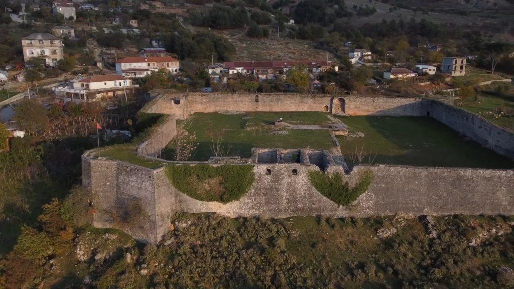 Libohova Fortress