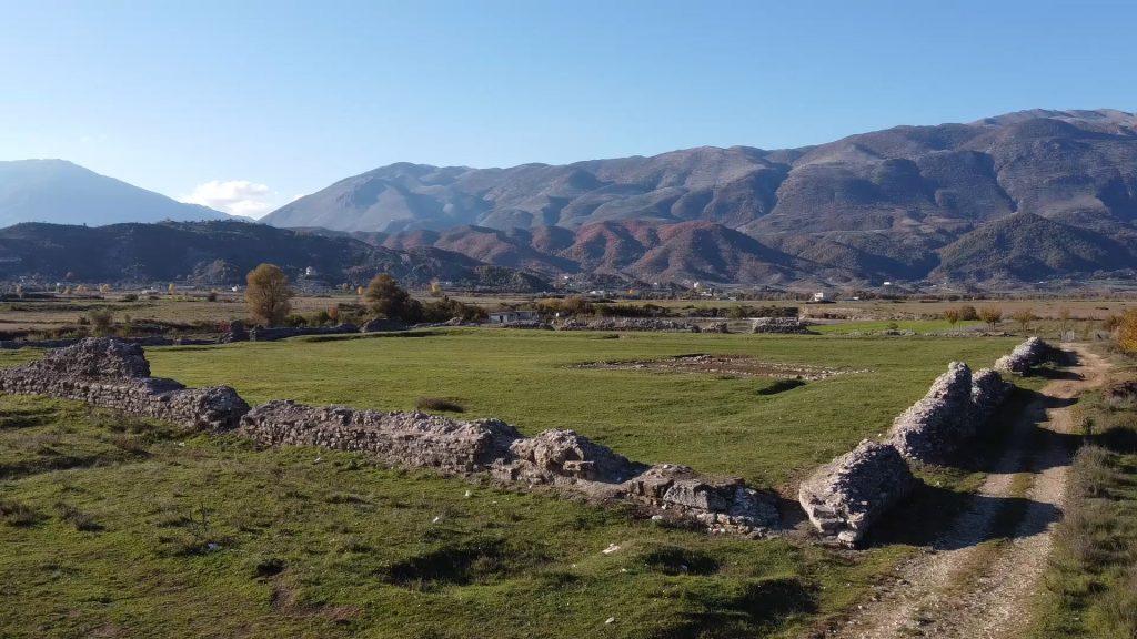 The Fortress of Paleokastra