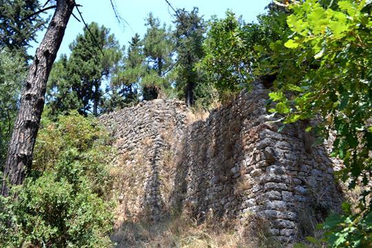 Castle of Igoumenitsa